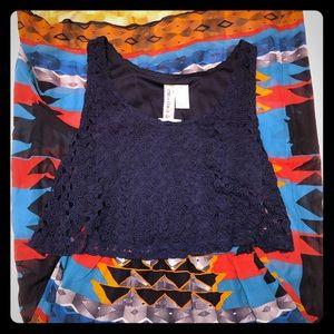 NWT Medium Mimi Chica Maxi Dress